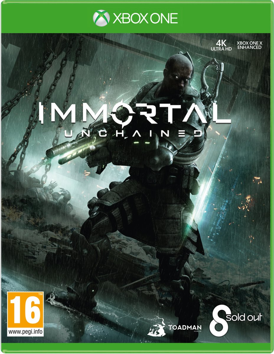 Immortal: Unchained Xbox One