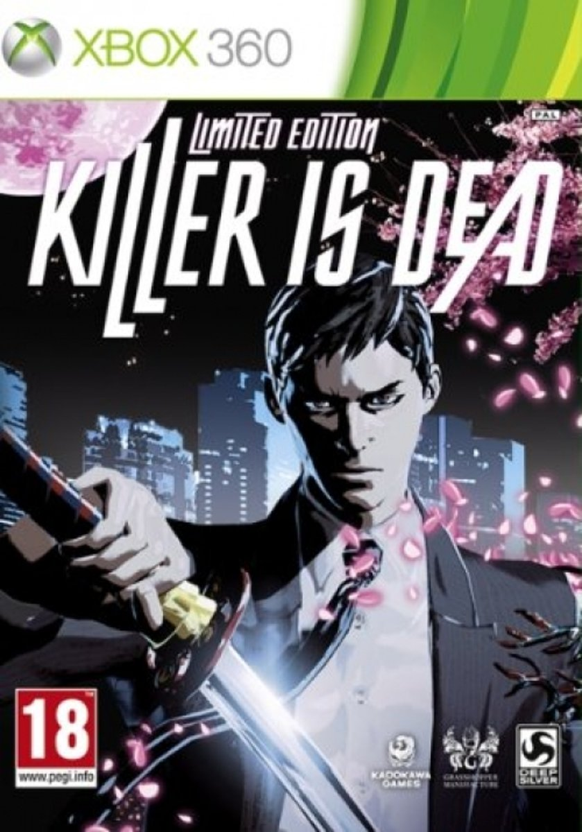 Killer Is Dead Limited Edition (X360)