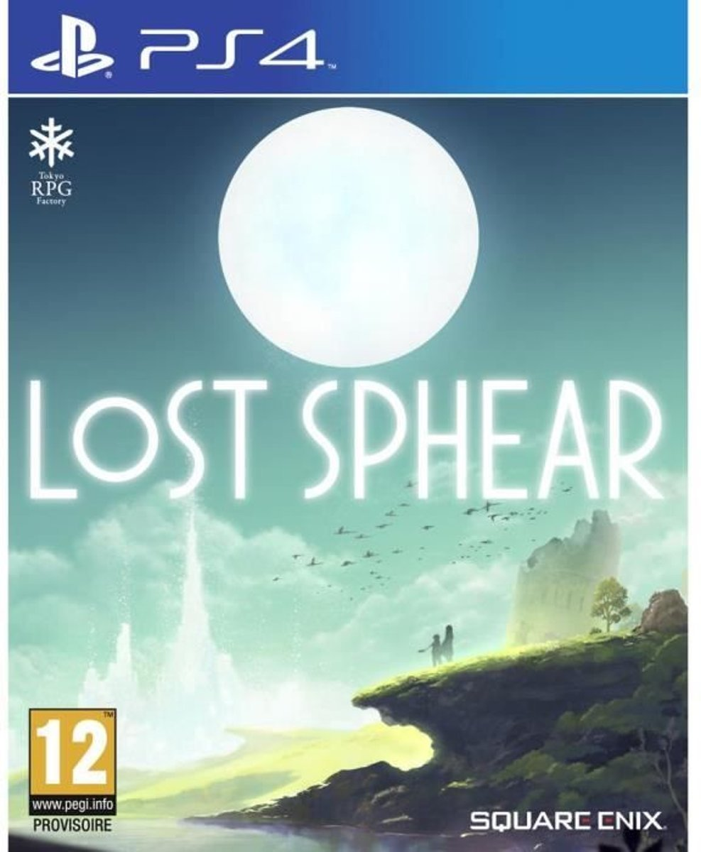 Lost Sphear PS4-game