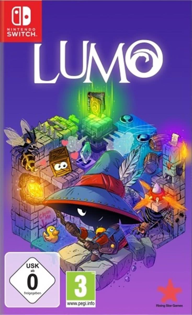 Lumo Nintendo Switch