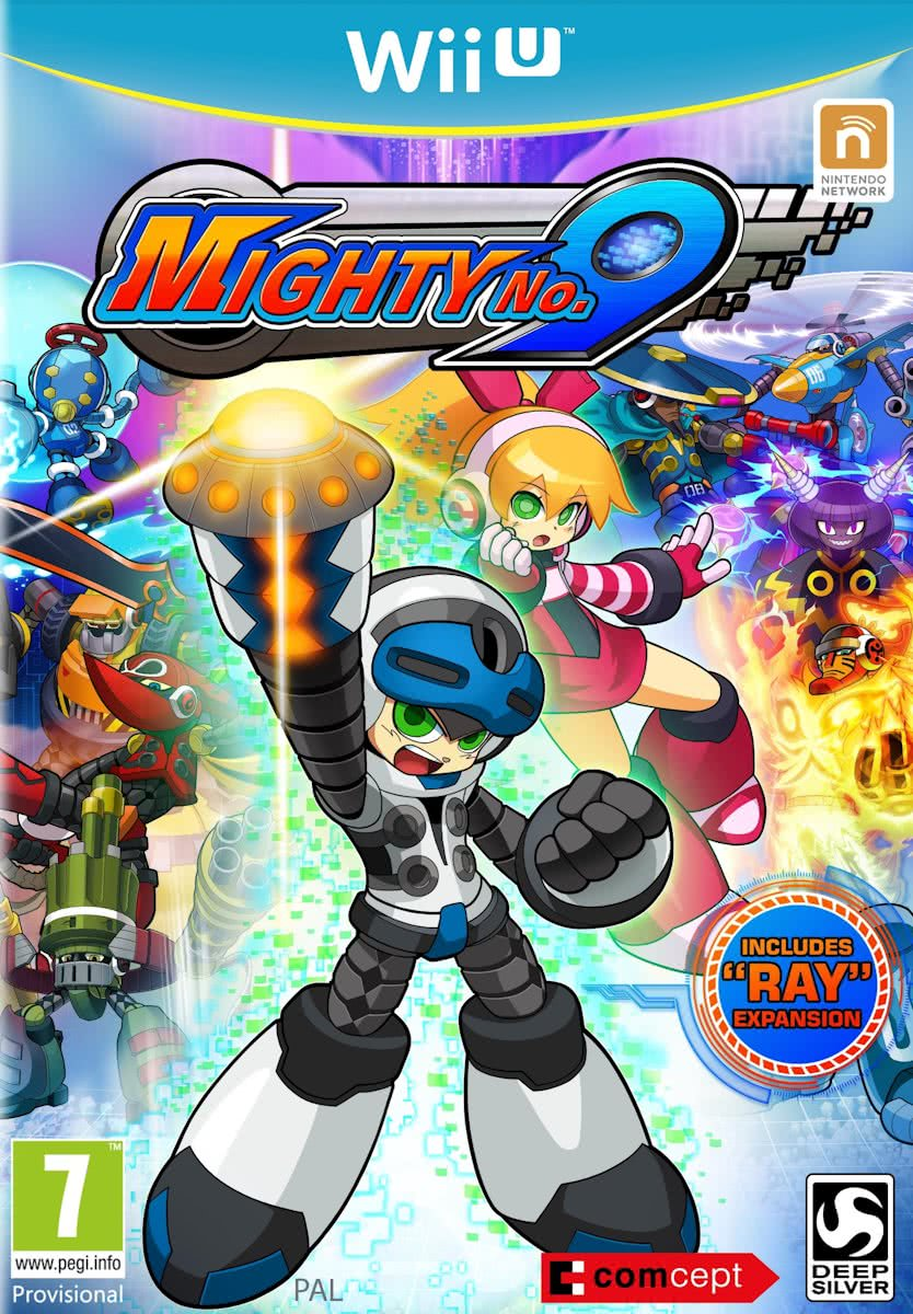 Mighty No.9 - Wii U