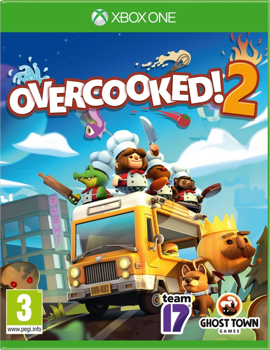 Overcooked 2 /Xbox One