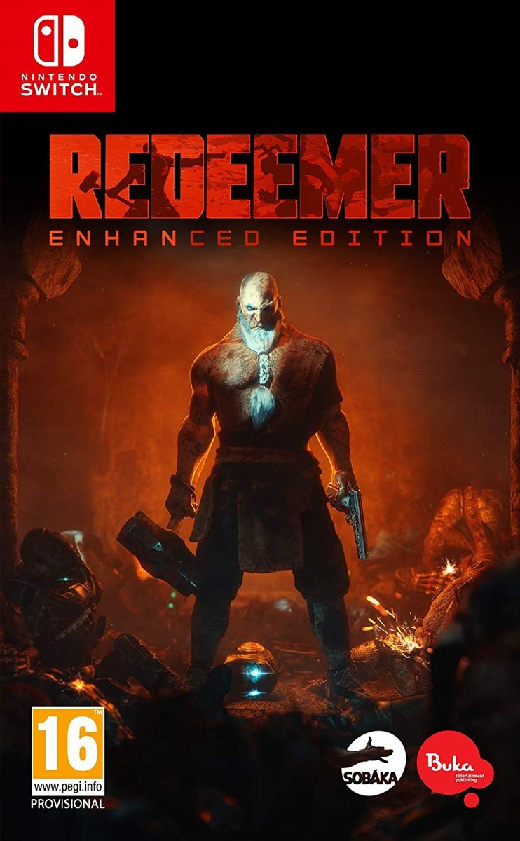 Redeemer - Enhanced Edition Nintendo Switch