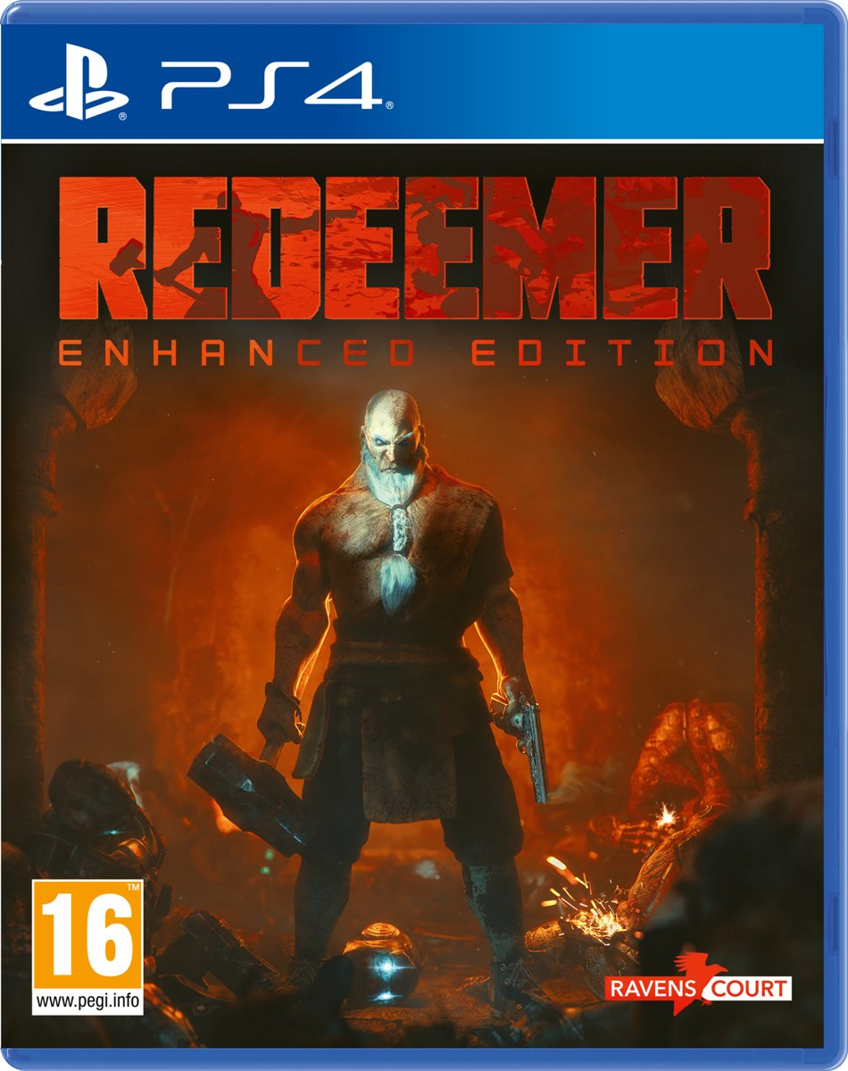Redeemer - Enhanced Edition PS4