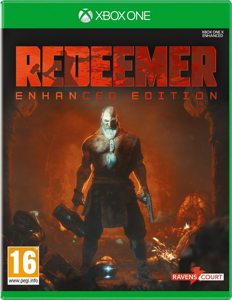 Redeemer - Enhanced Edition Xbox One