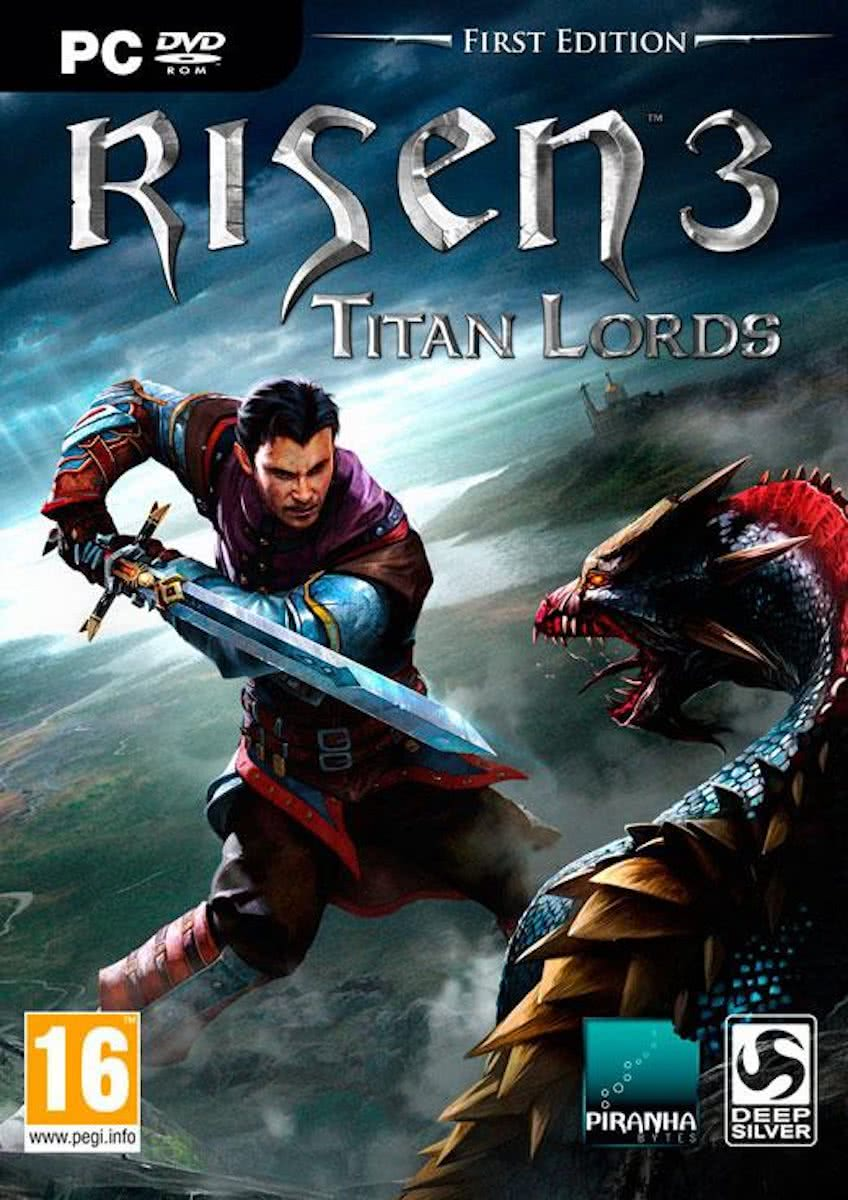 Risen 3 - Titan Lords - Windows