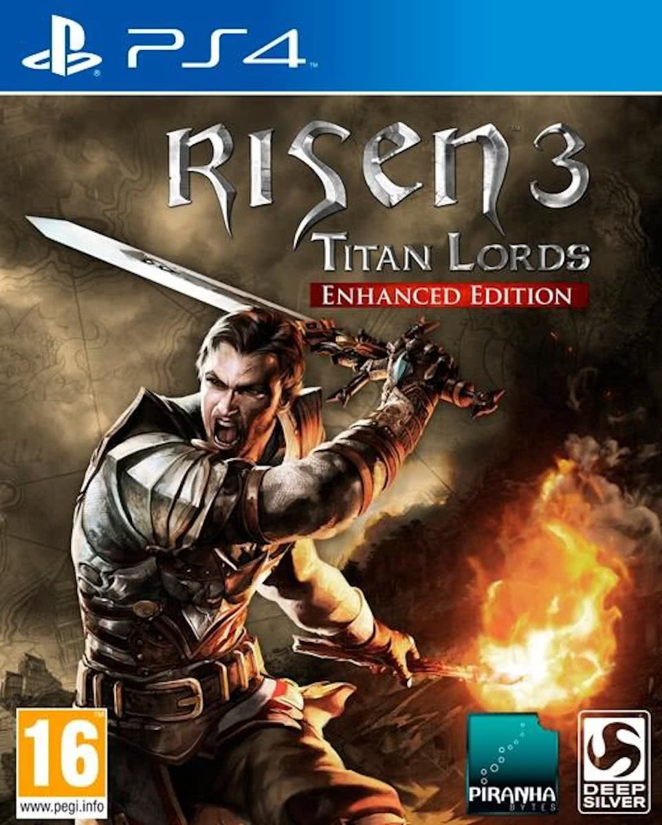 Risen 3 Enhanced Edition