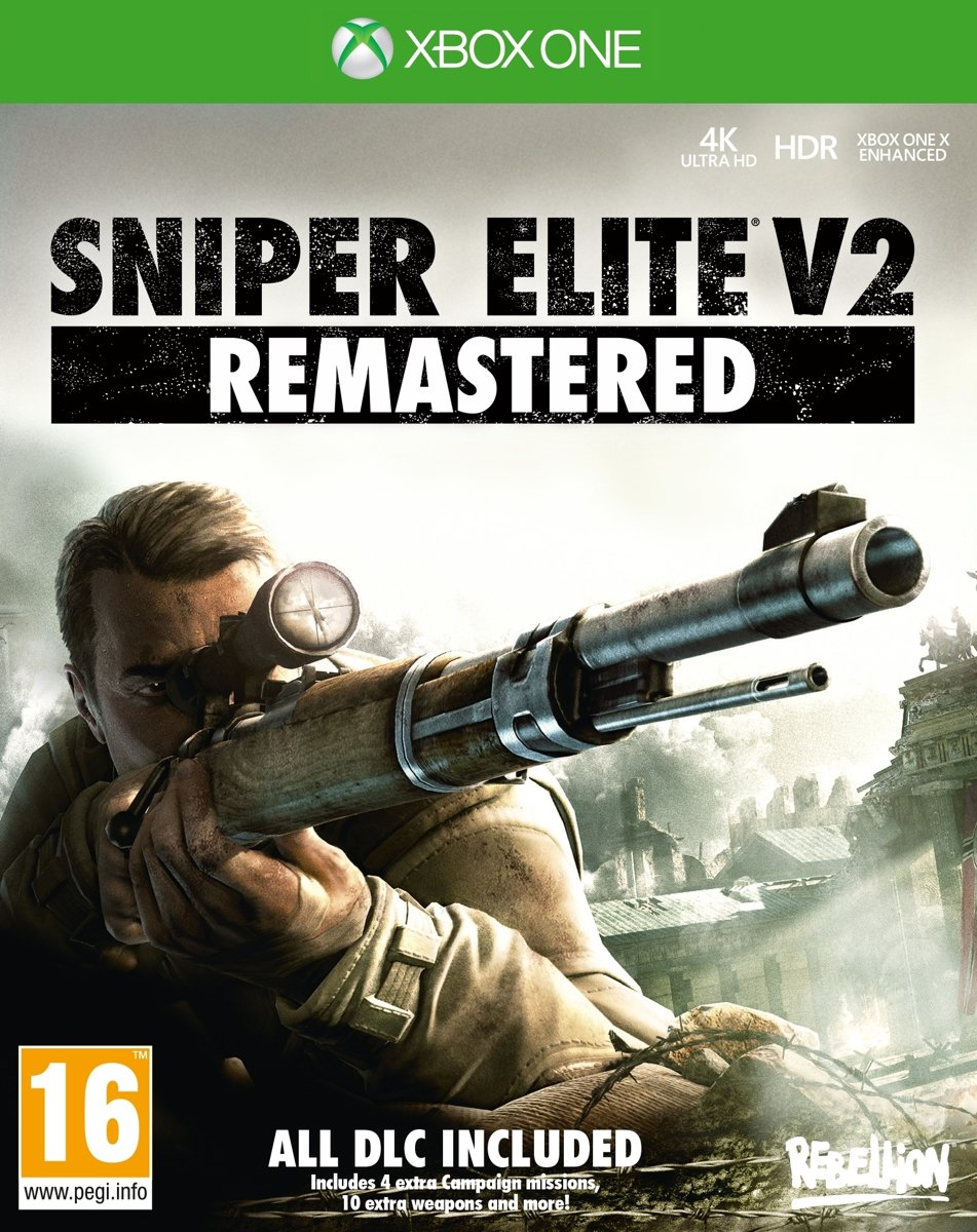 Sniper Elite V2 Remastered - Xbox One