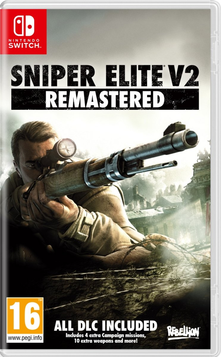 Sniper Elite V2 Remastered /Switch