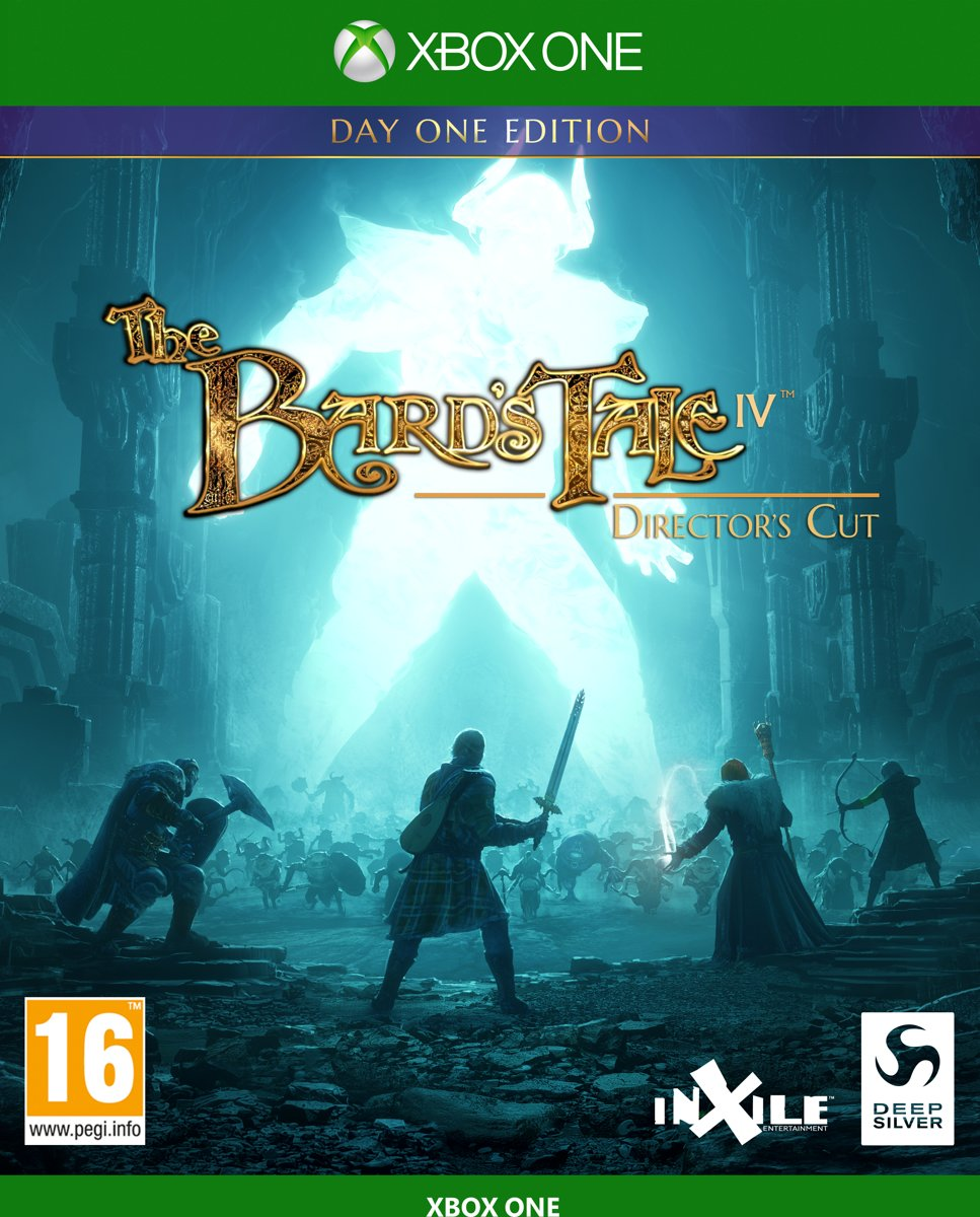 The Bards Tale IV: Directors Cut - Day One Edition - Xbox One