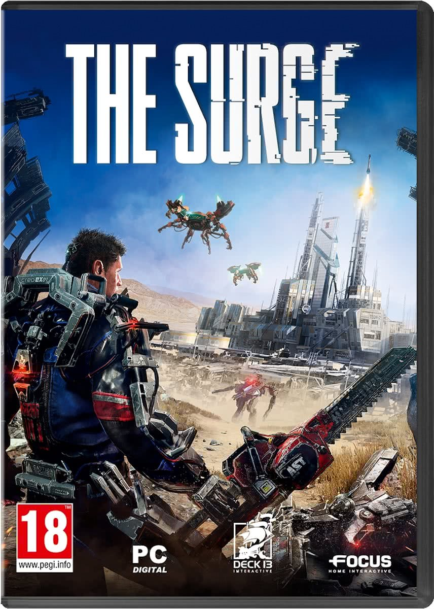 The Surge - Windows