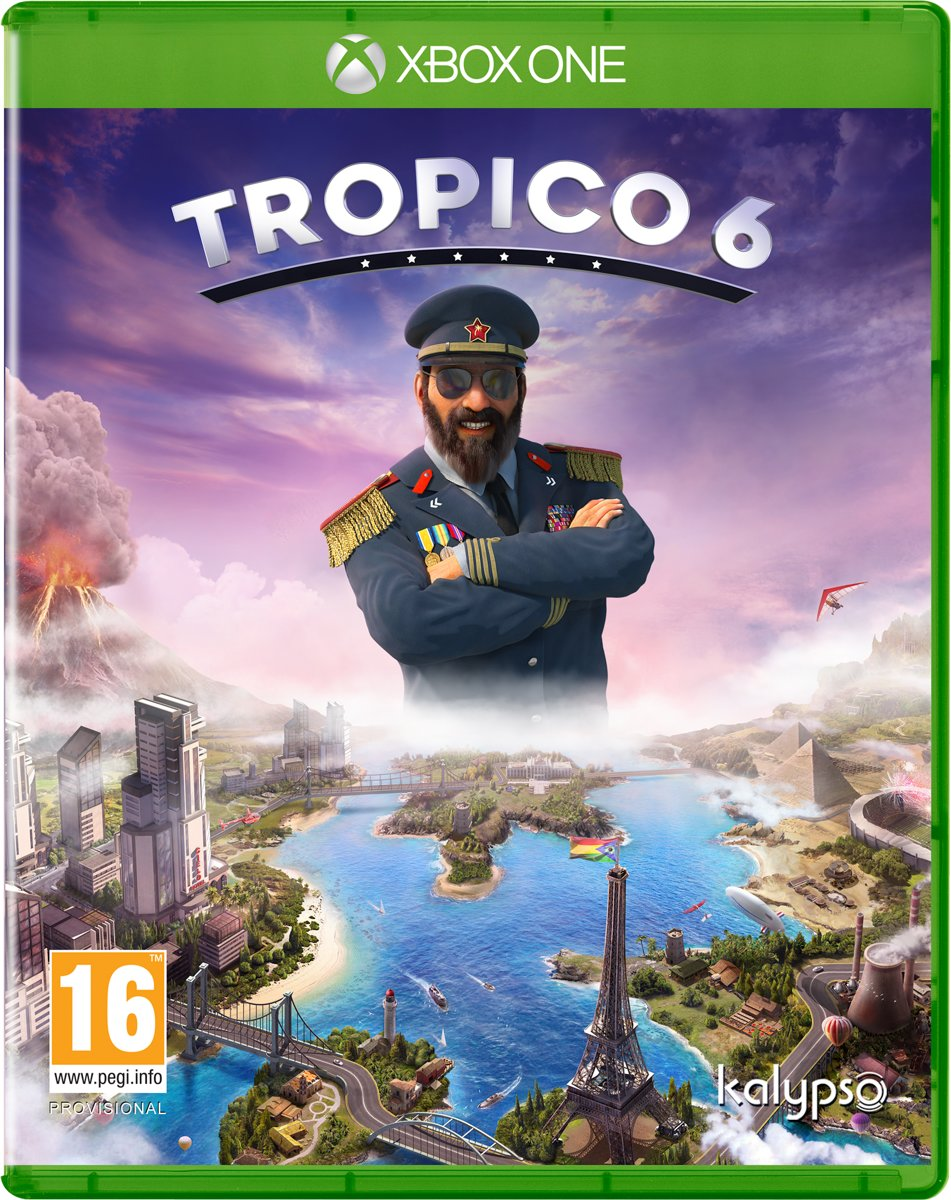Tropico 6 El Prez Edition - Xbox One