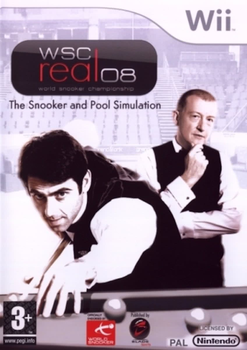 World Snooker Championship Real - 2008