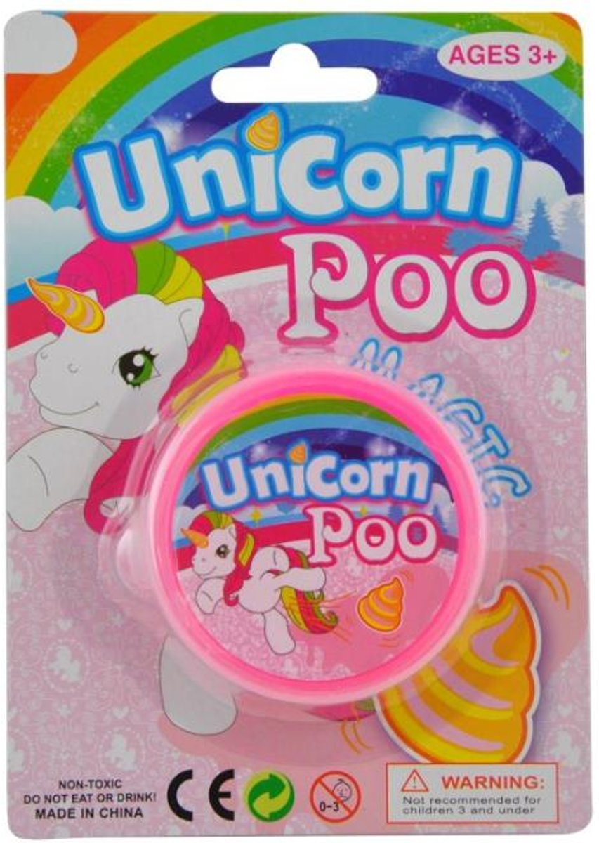 Eenhoorn Putty - Unicorn Putty