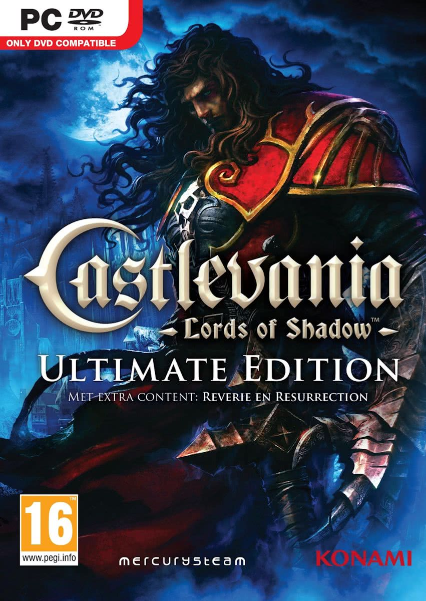 Castlevania: Lords of Shadow - Ultimate Edition - Windows