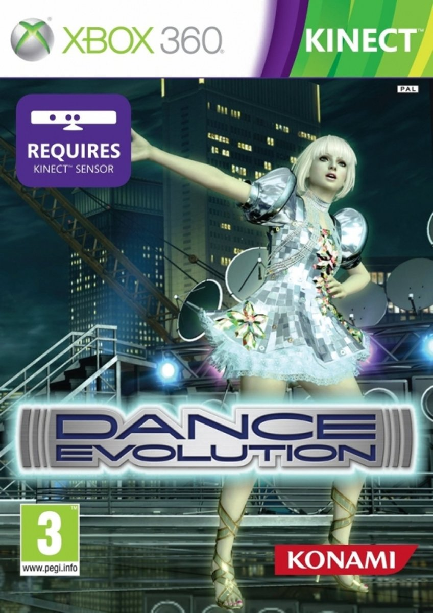Dance Evolution (Kinect) /X360