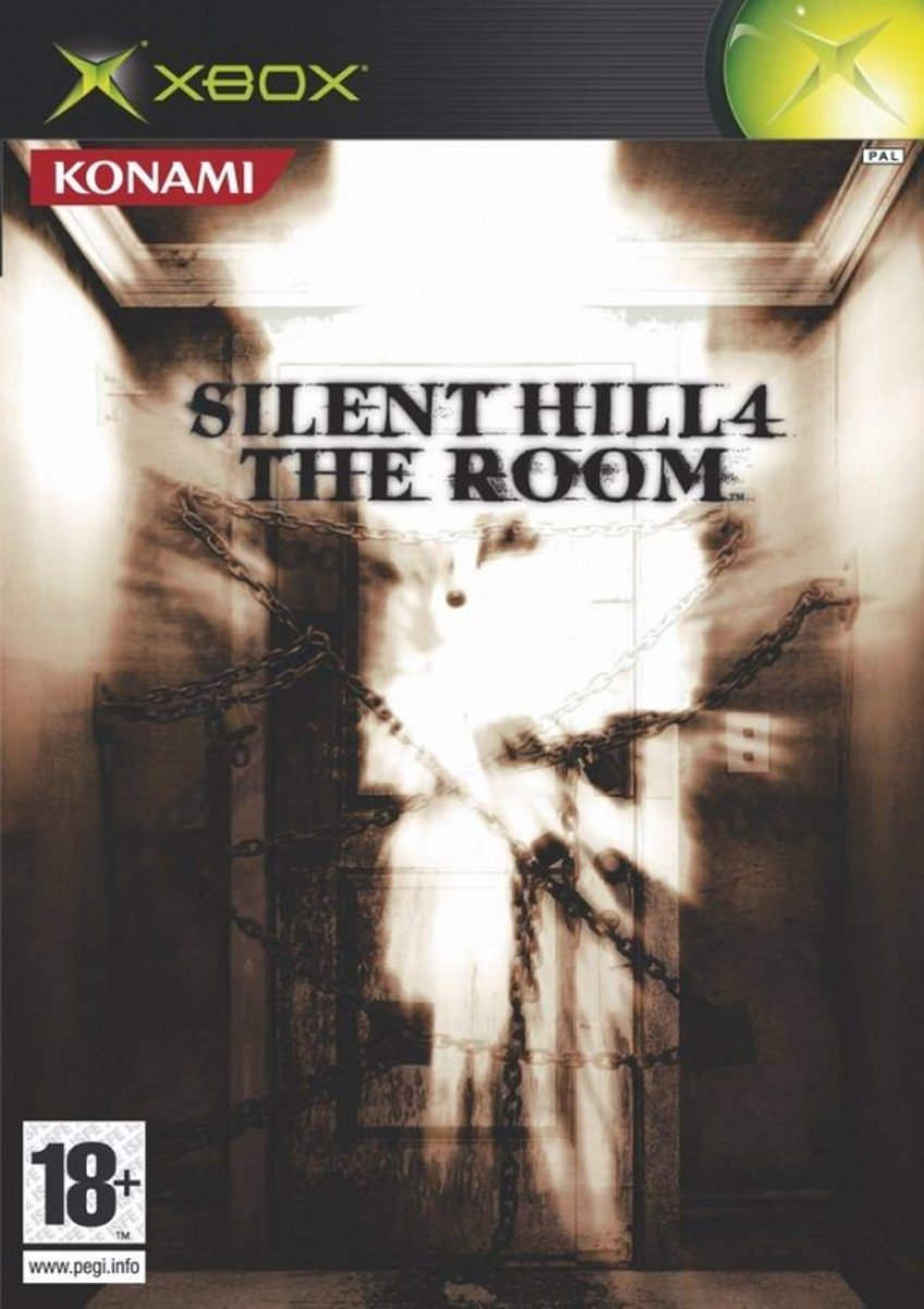 Silent Hill 4 - The Room /Xbox