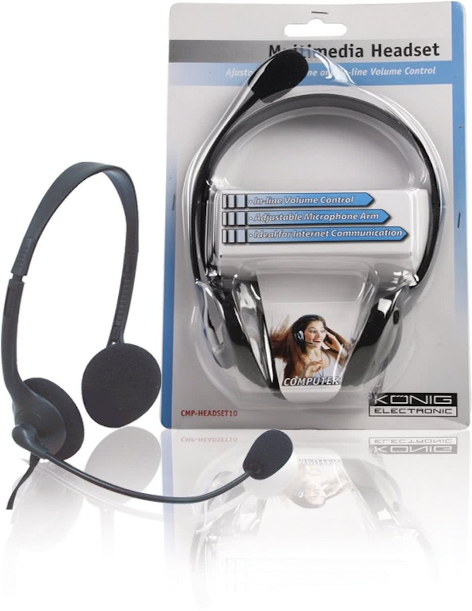König, Multimedia Headset
