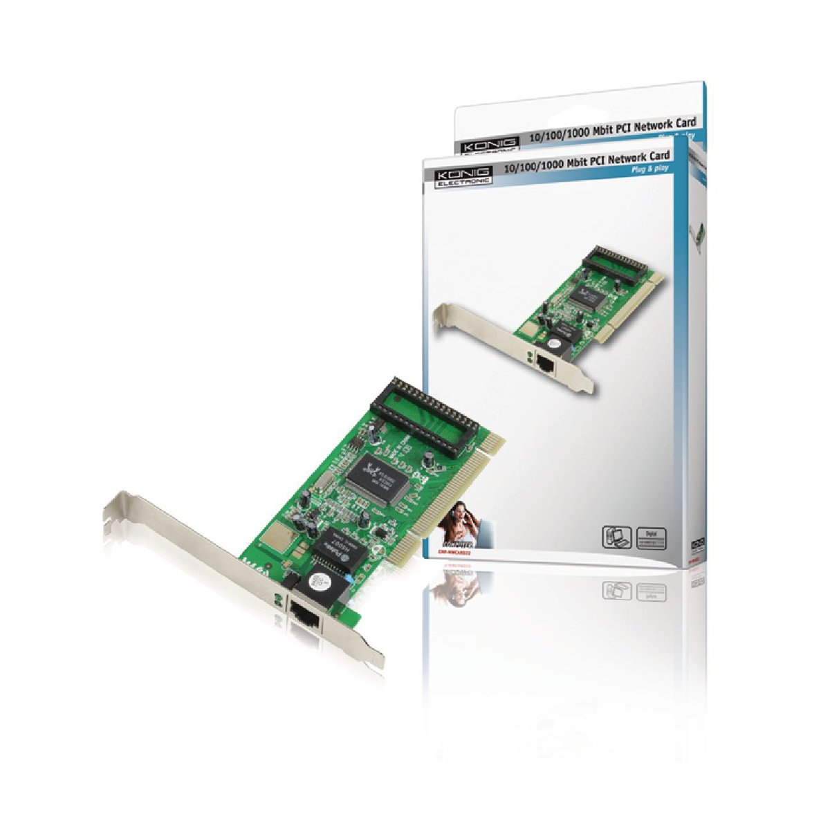 CMP-NWCARD22 - Gigabit ethernet adapter