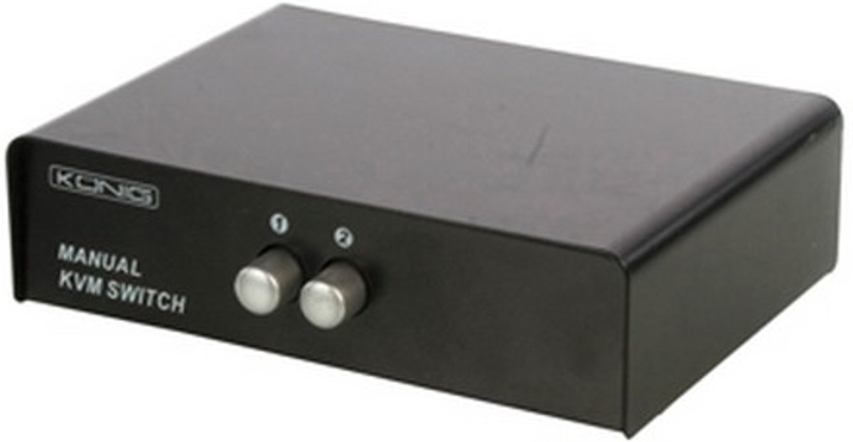 CMP-SWITCH60 Zwart