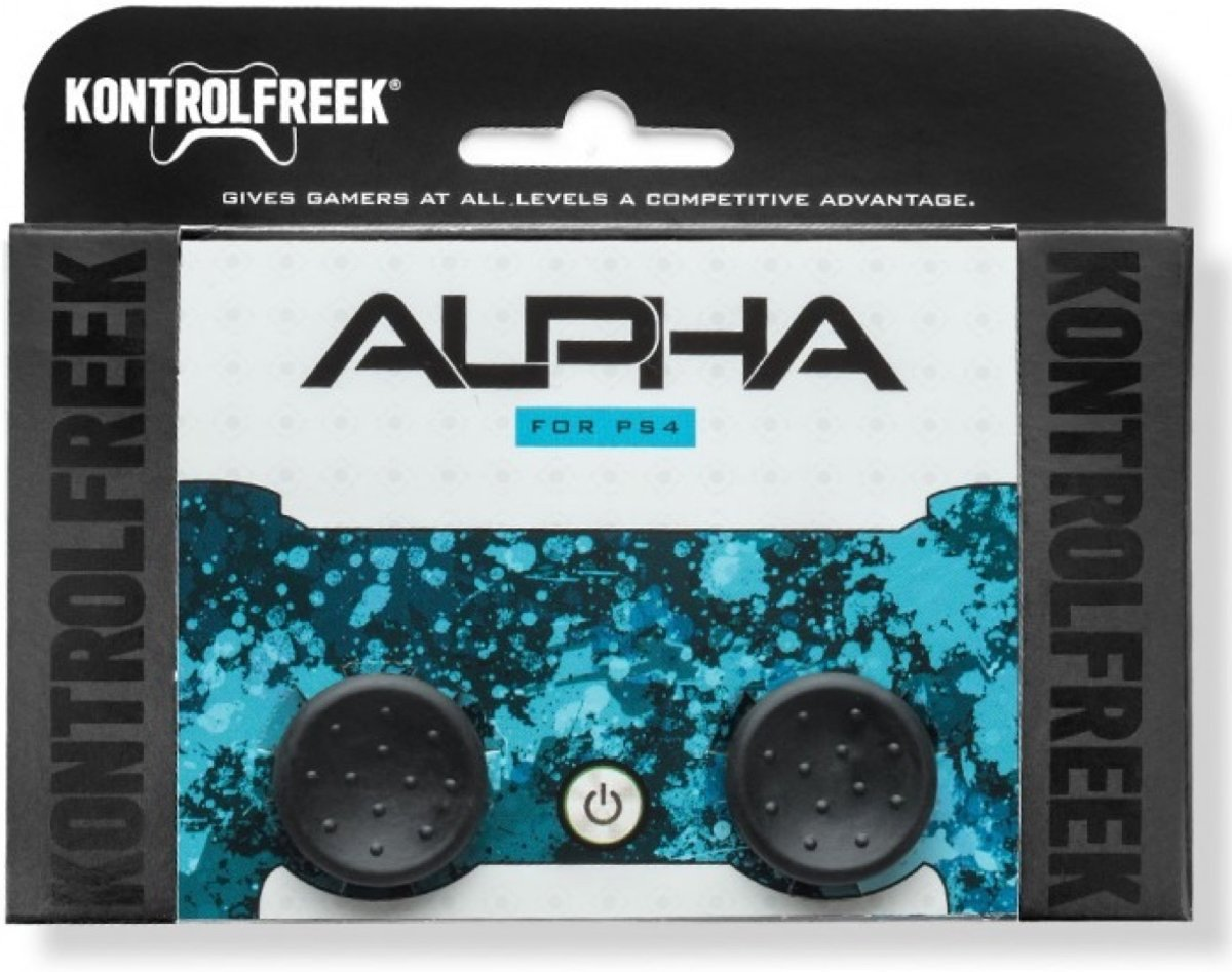 Alpha thumbsticks voor PS4