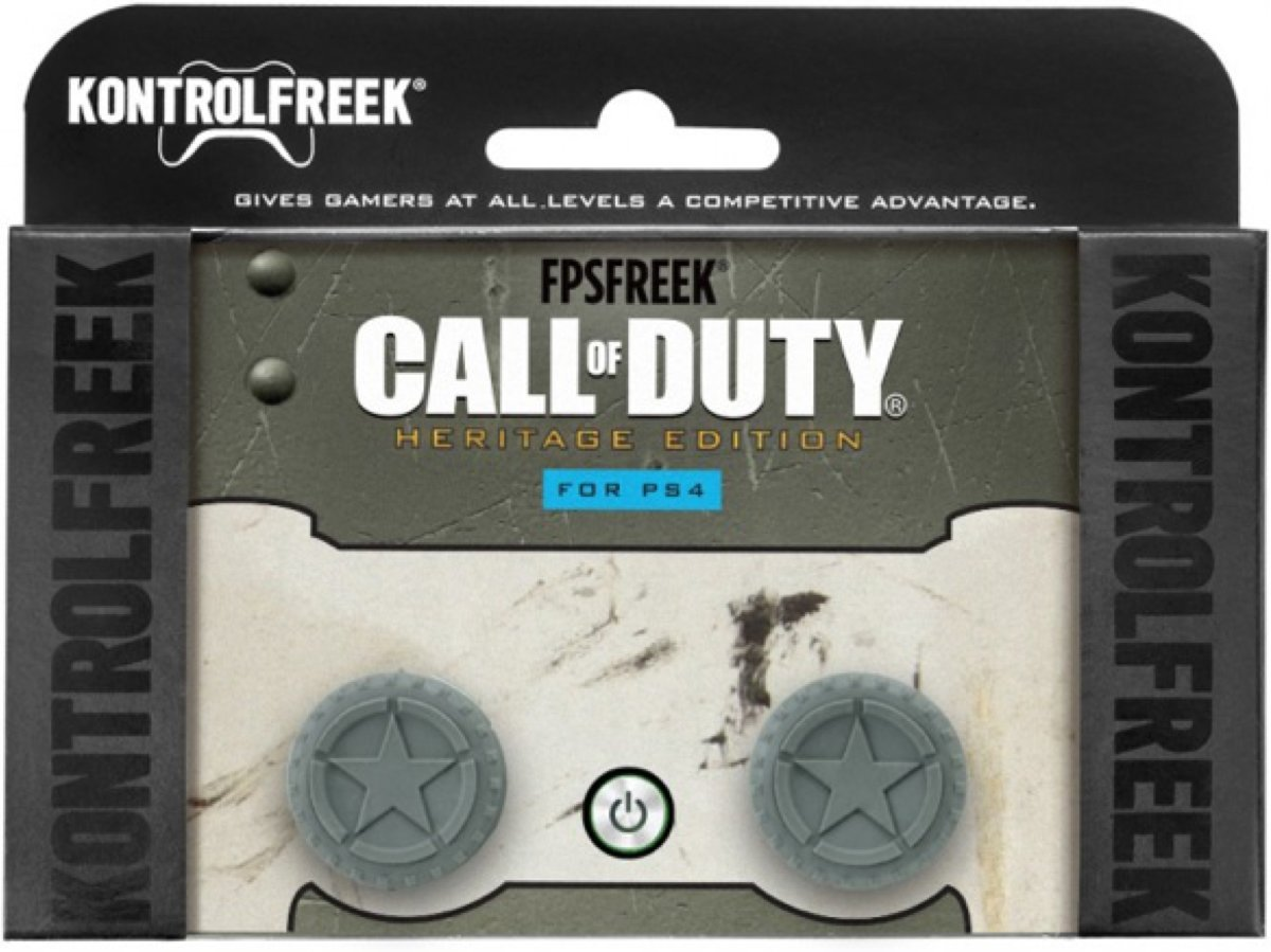 Call of Duty Heritage thumbsticks voor PS4