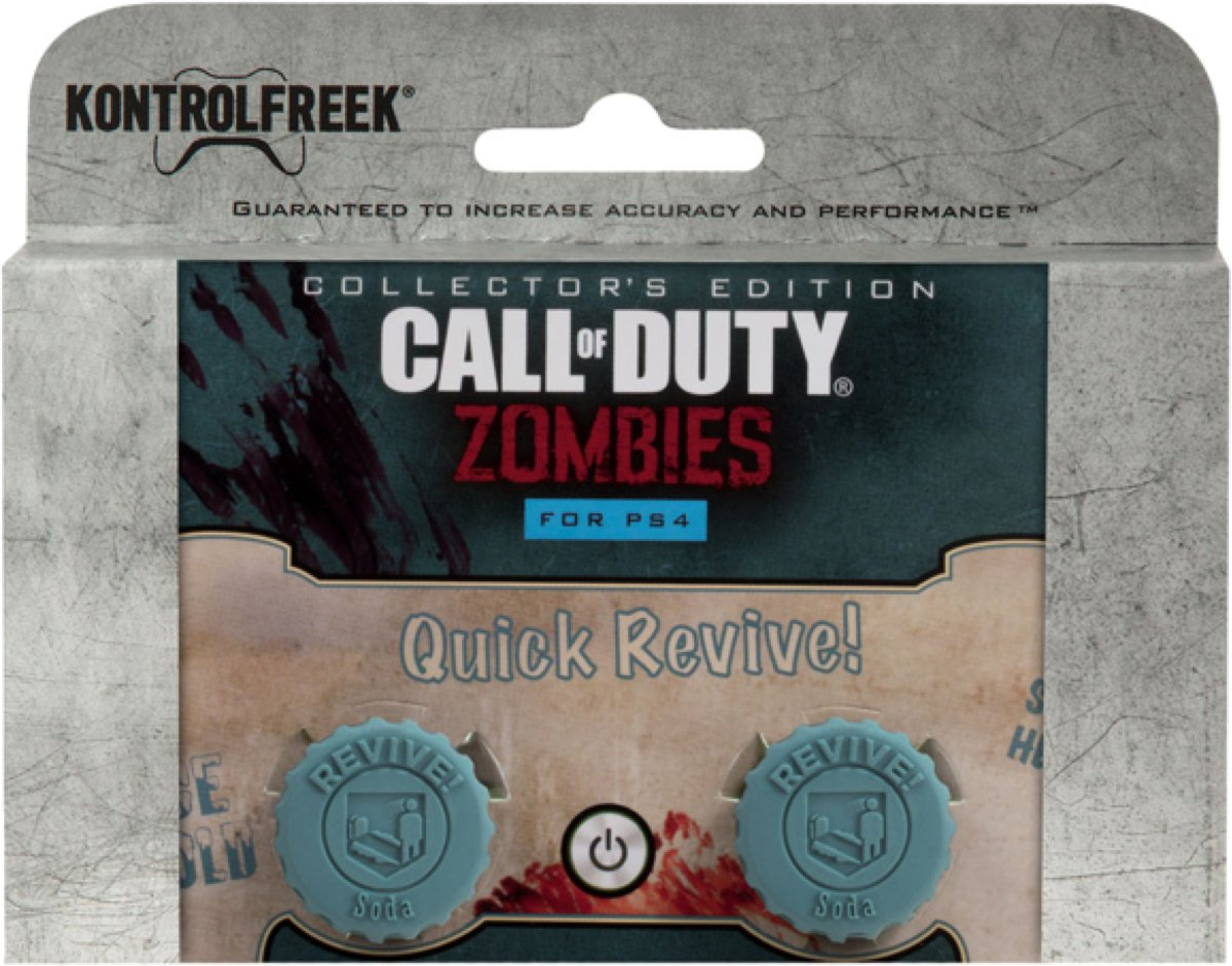 Call of Duty Revive! thumbsticks voor PS4