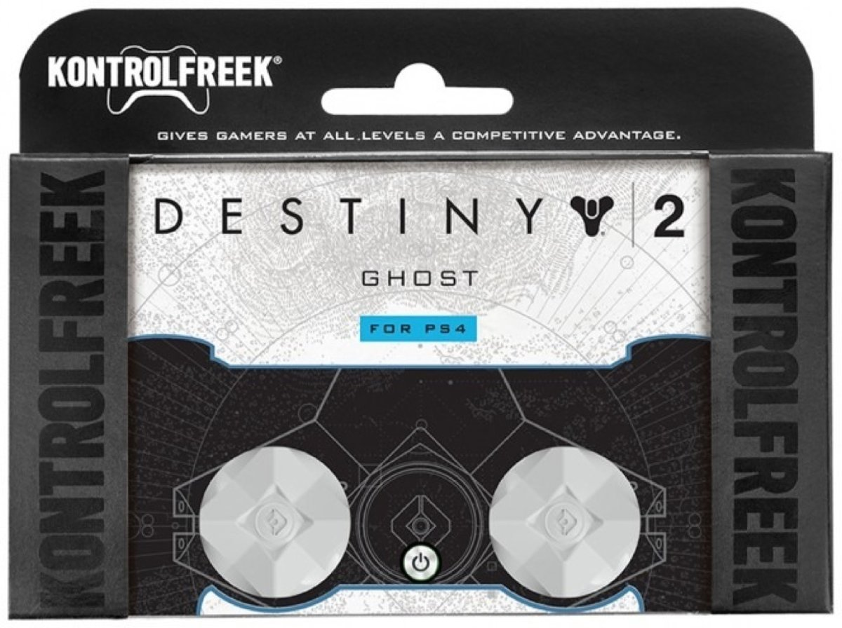 Destiny 2 Ghost thumbsticks voor PS4