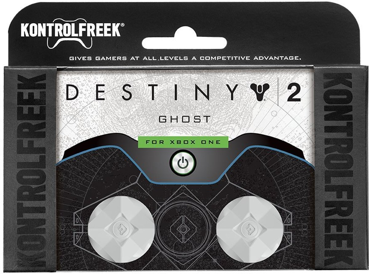 Destiny 2 Ghost thumbsticks voor Xbox One