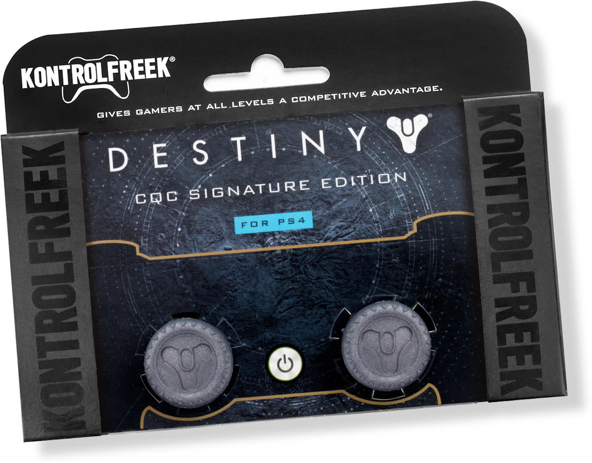 Destiny CQC Signature Edition thumbsticks voor PS4
