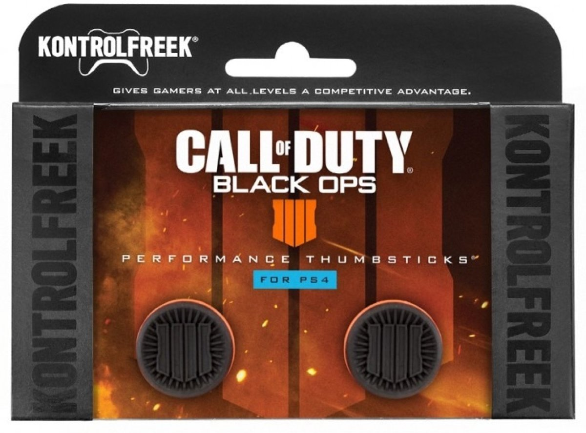 FPS Freek Call of Duty Black Ops 4 thumbsticks voor PS4