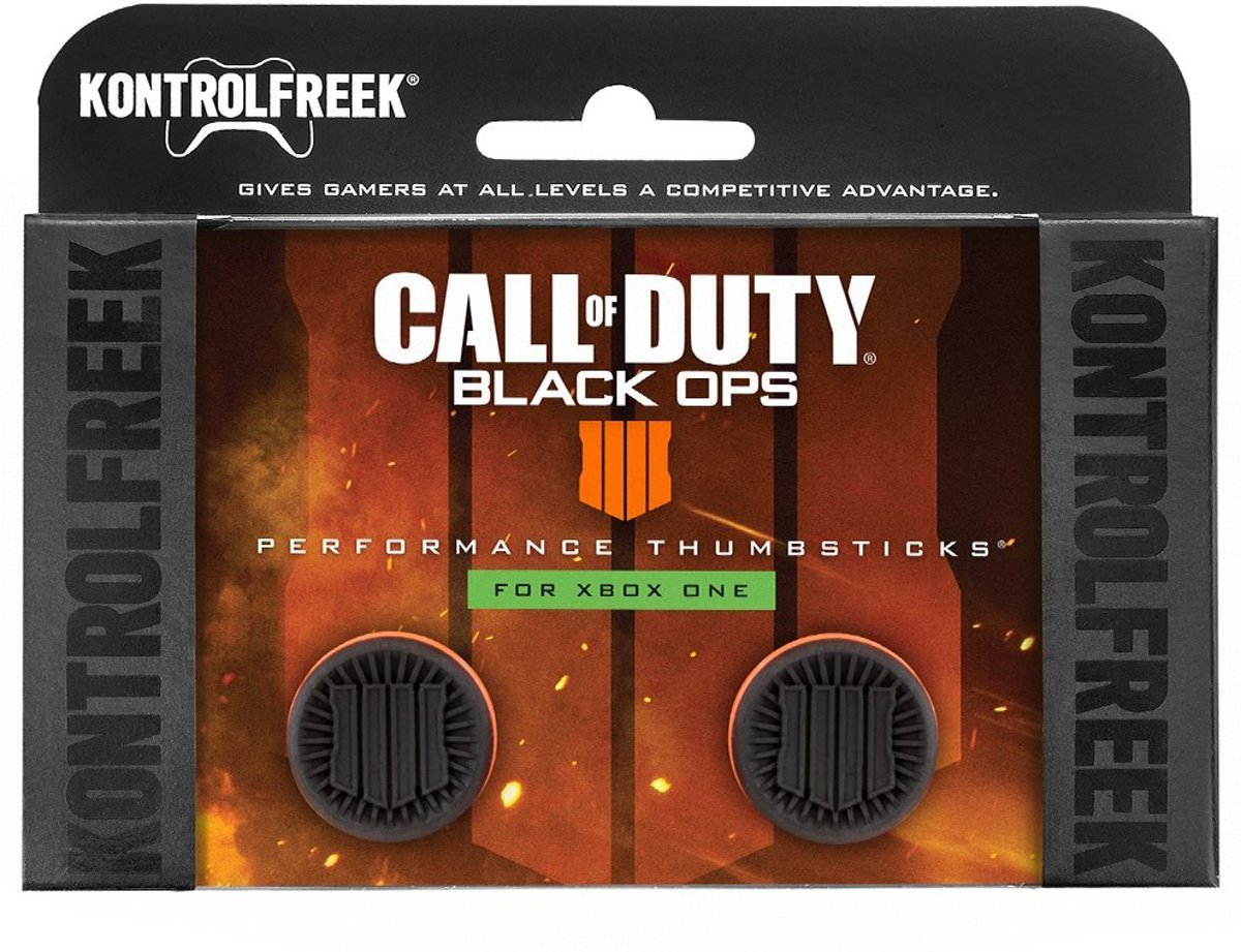 FPS Freek Call of Duty Black Ops 4 thumbsticks voor Xbox One
