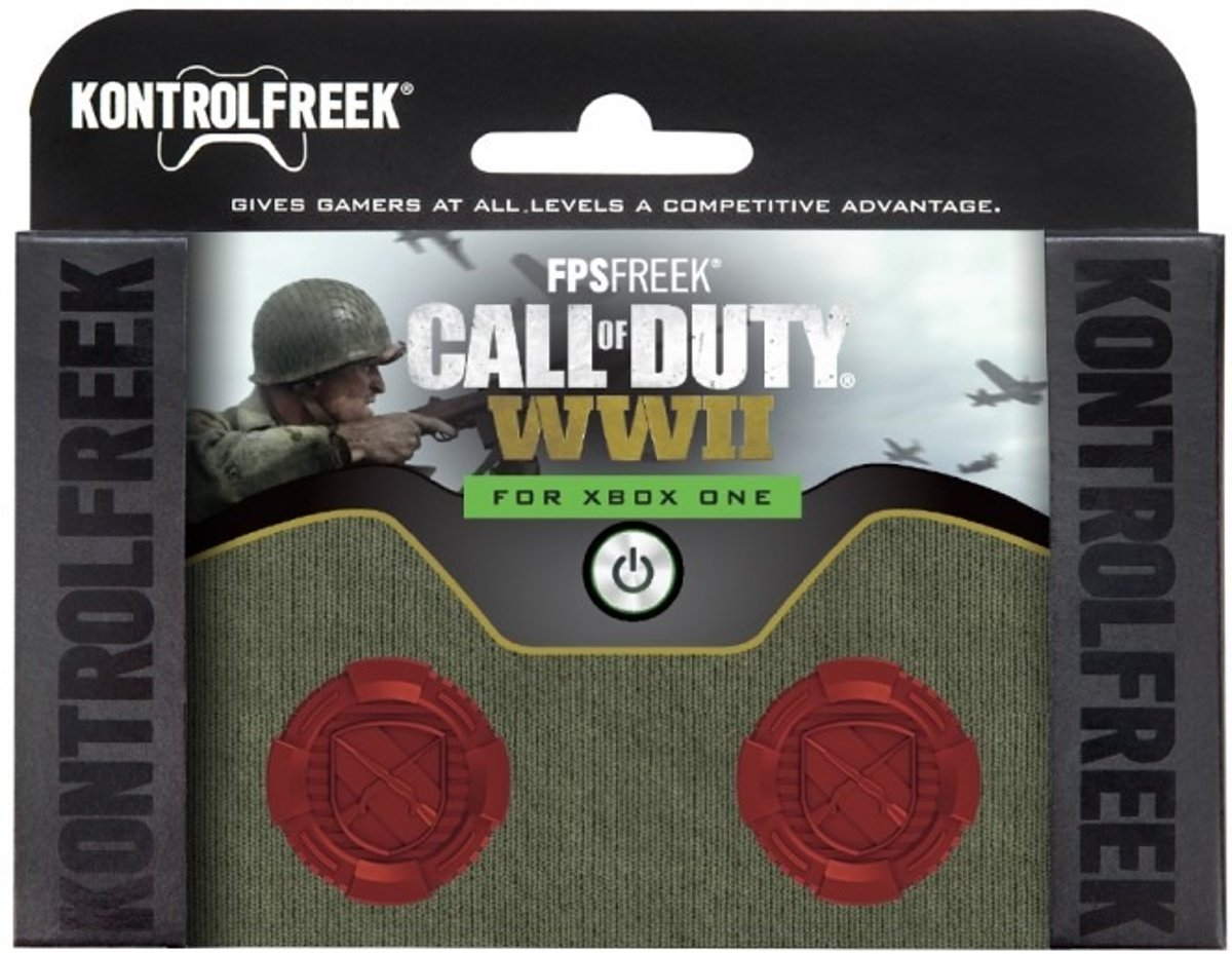 FPS Freek Call of Duty: WWII voor Xbox ONE