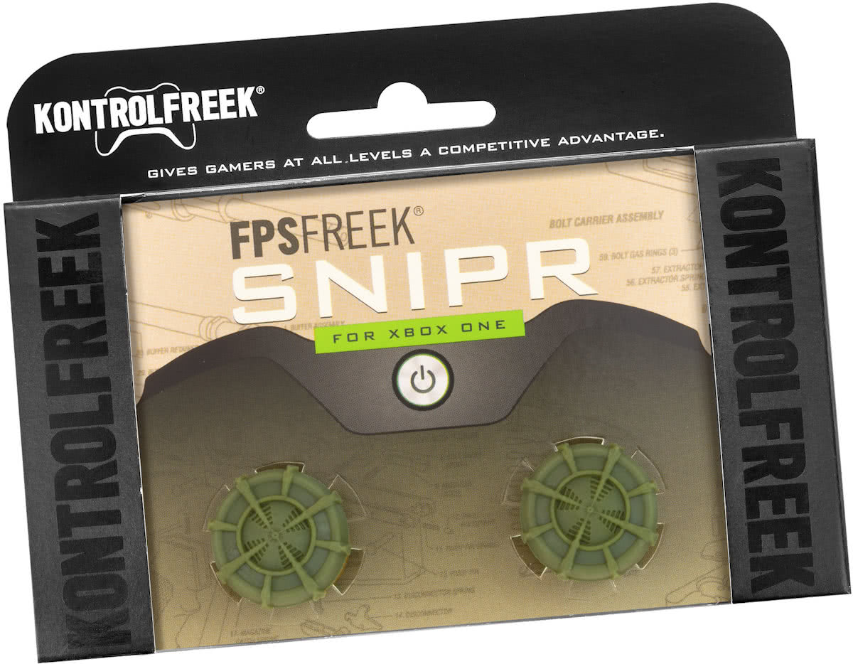 FPS Freek Snipr thumbsticks voor Xbox One
