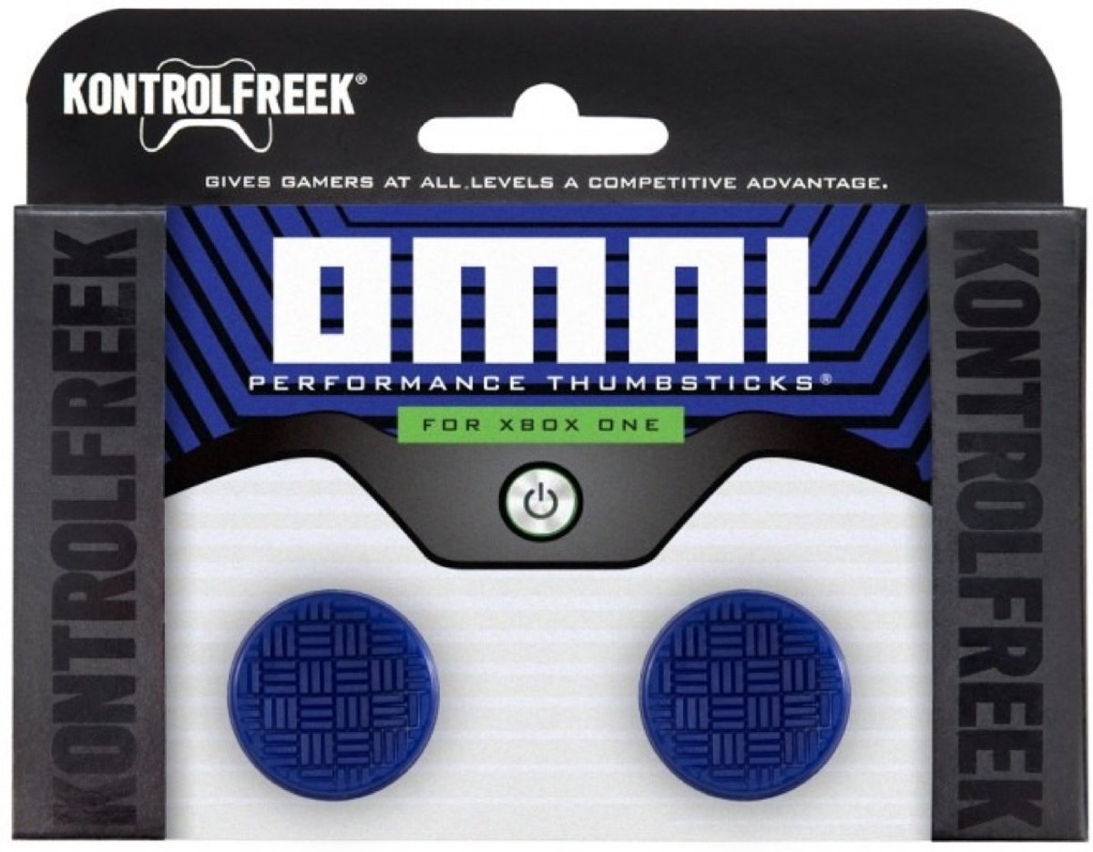 Omni thumbsticks voor Xbox One
