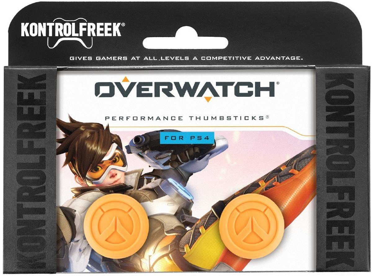 Overwatch thumbsticks voor PS4