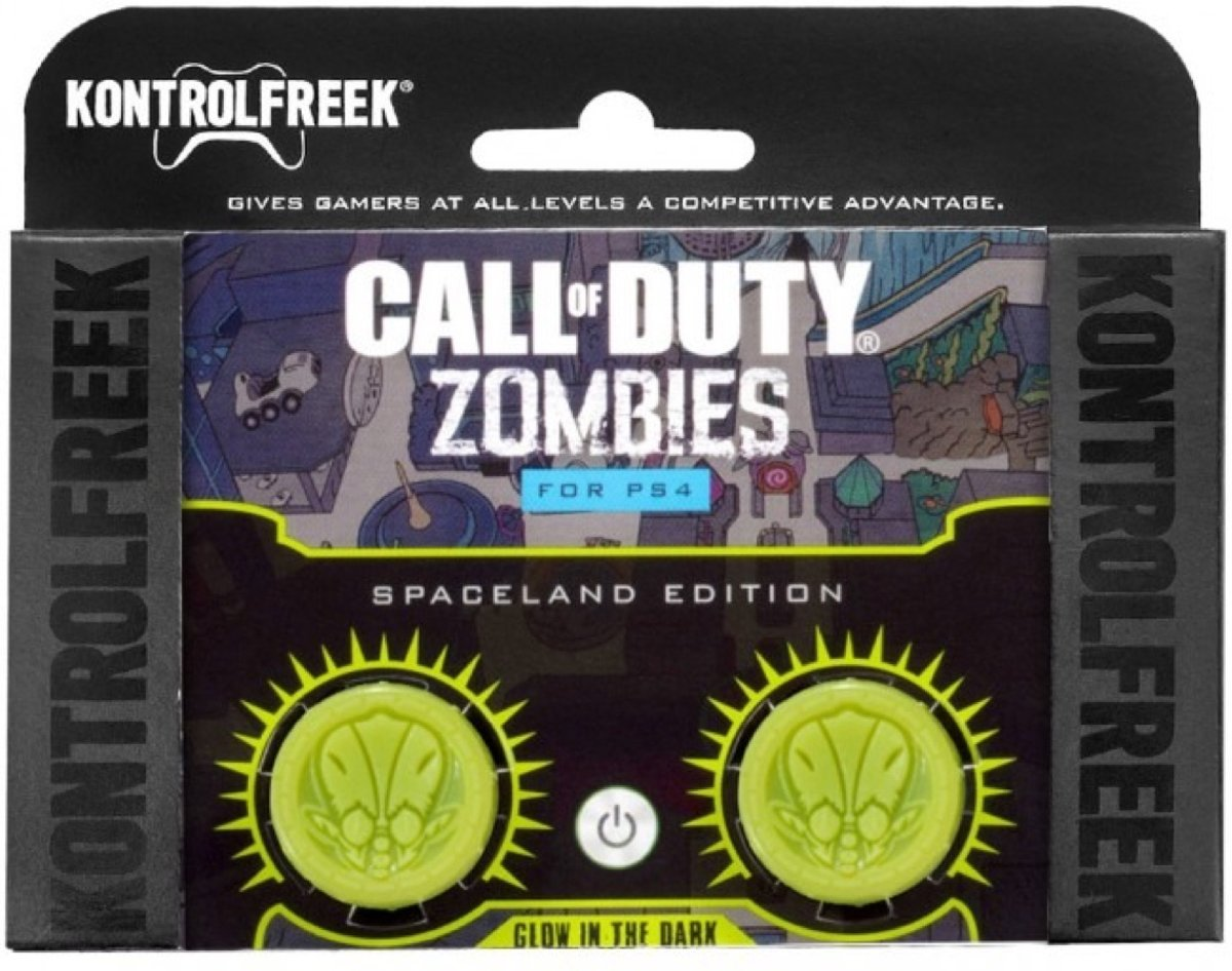 Spaceland Zombies thumbsticks voor PS4