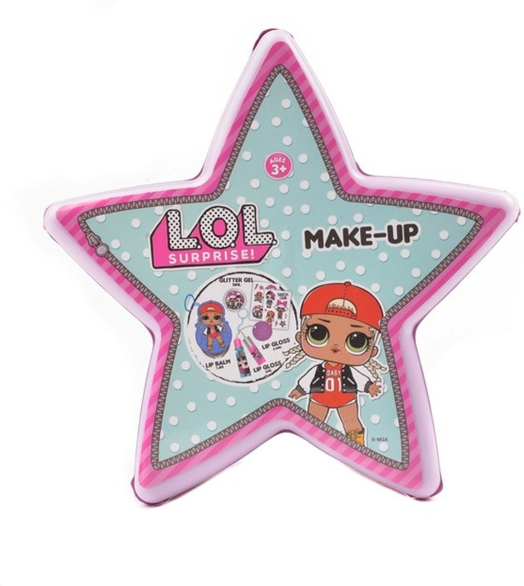 L.O.L. Ster Make Up Verrassing Groot M.C. Swag