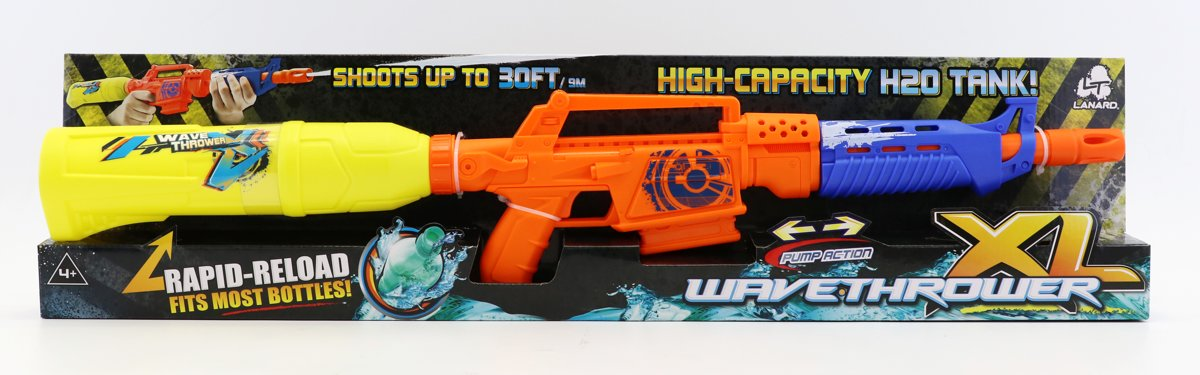Wave Thrower XL Oranje -