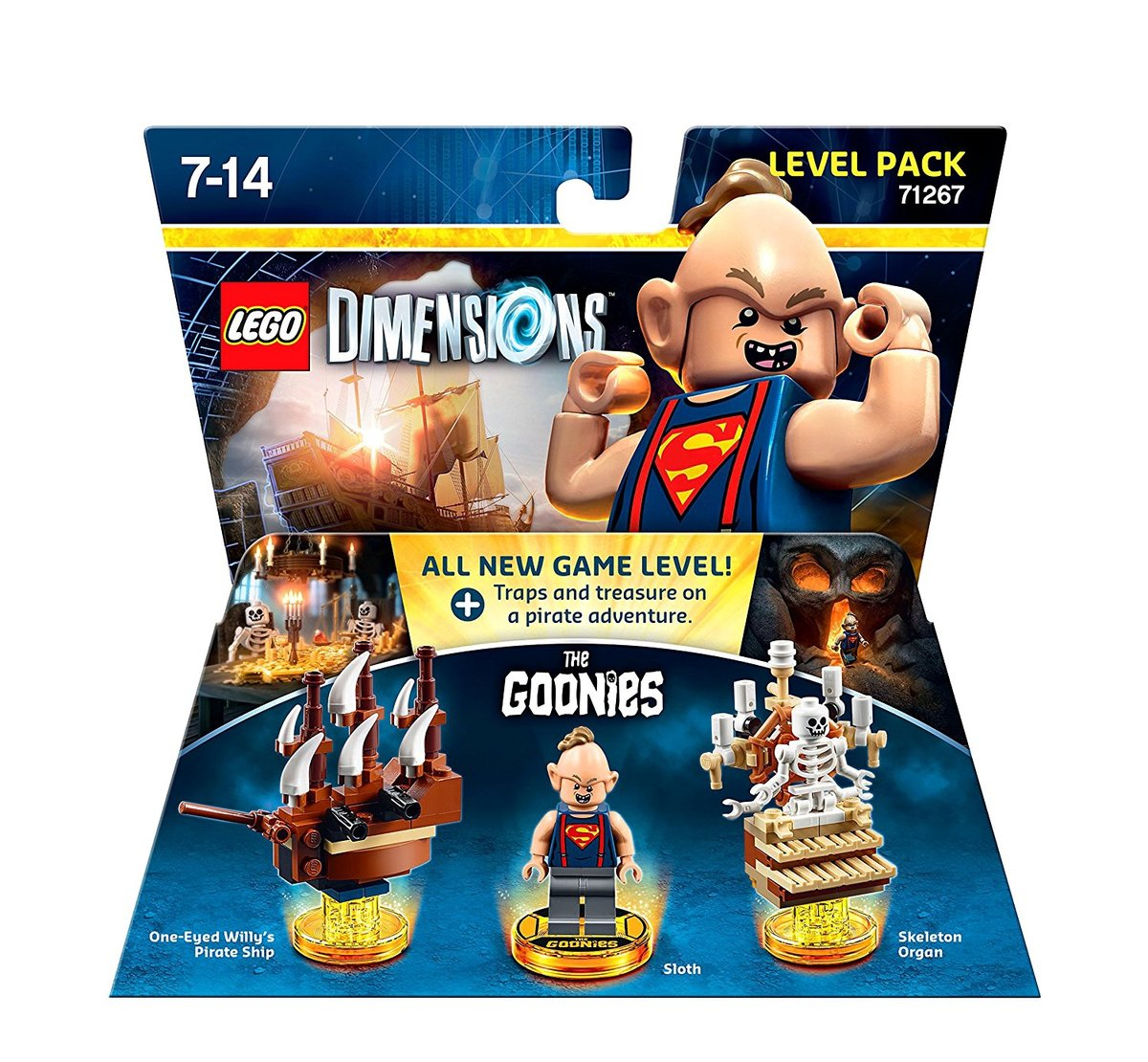 - Level Pack - The Goonies (Multiplatform)