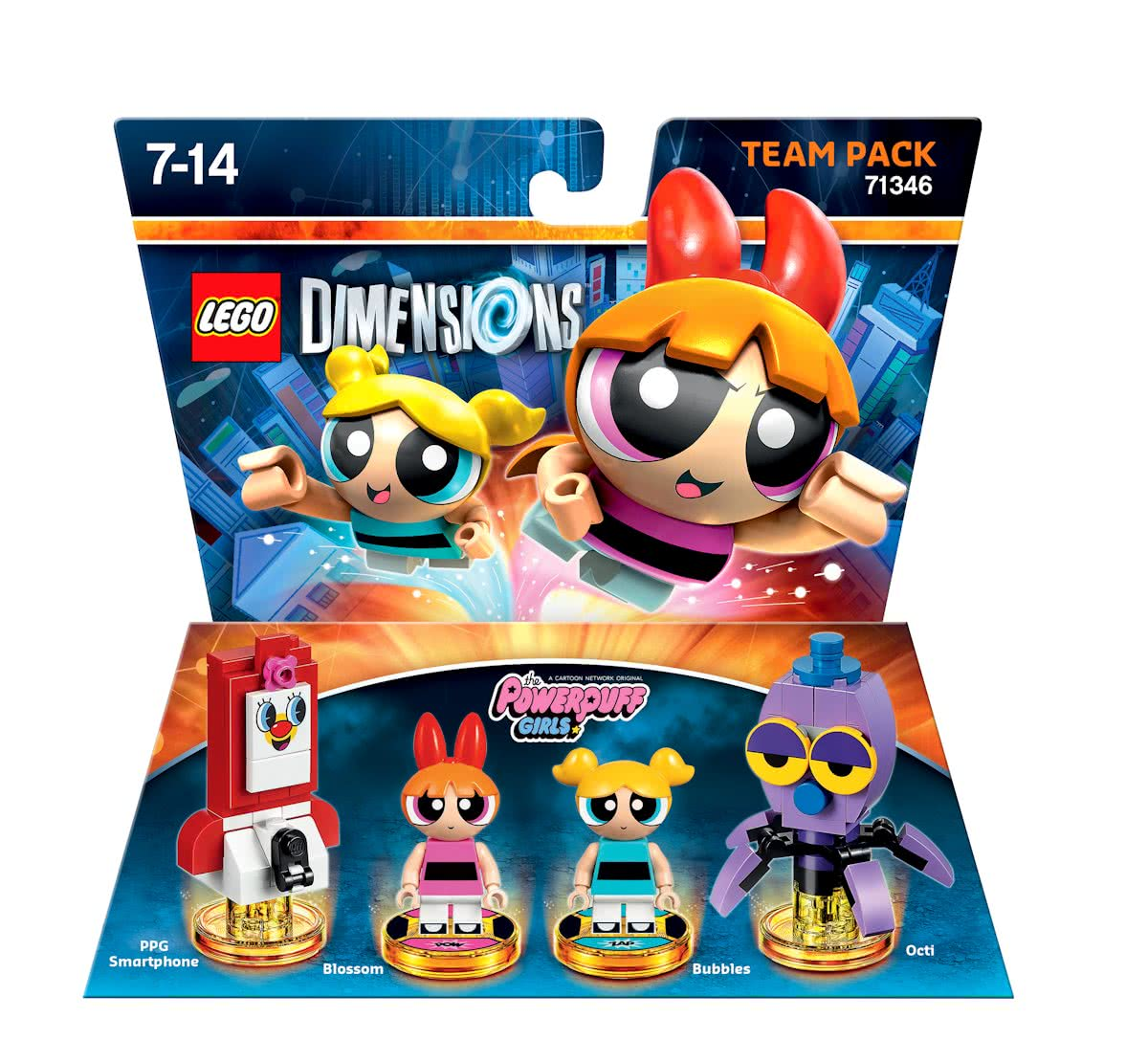 - Team Pack - Powerpuff Girls (Multiplatform)