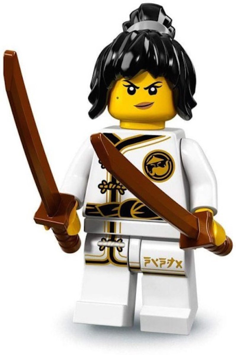 LEGO Minifigures The NINJAGO Movie – Spinjitzu Training Nya 02/20 - 71019