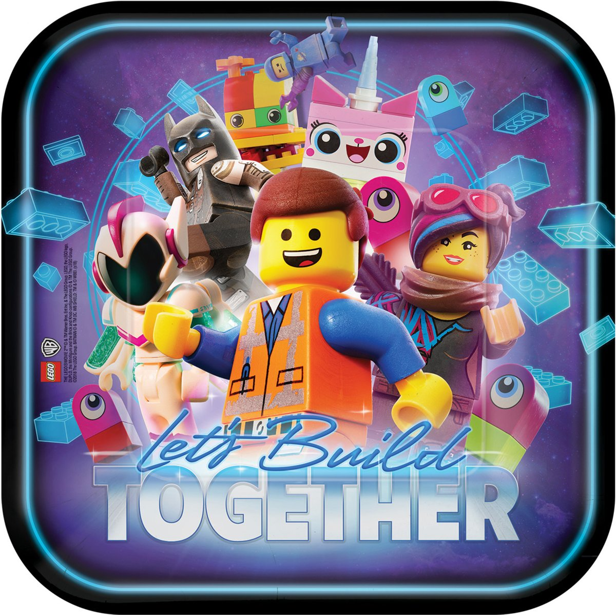 Borden Lego movie 2