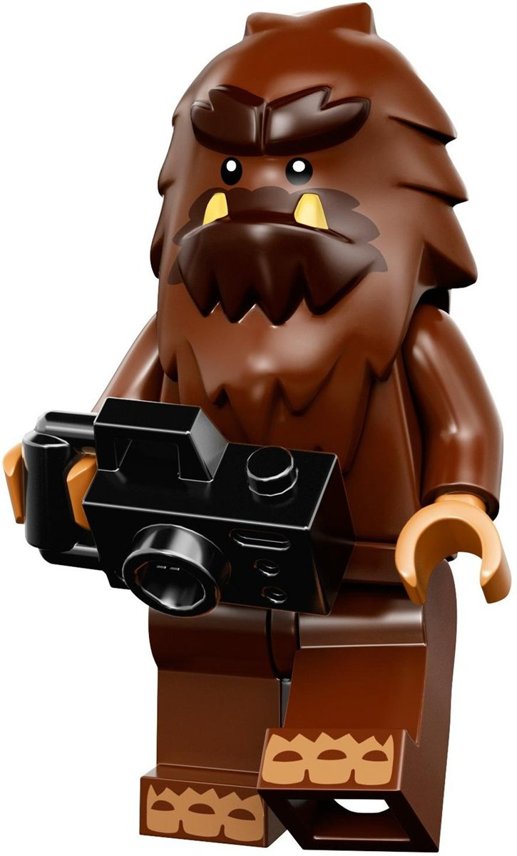 LEGO® Minifigures Series 14 Monsters  - Bigfoot 15/16 - 71010