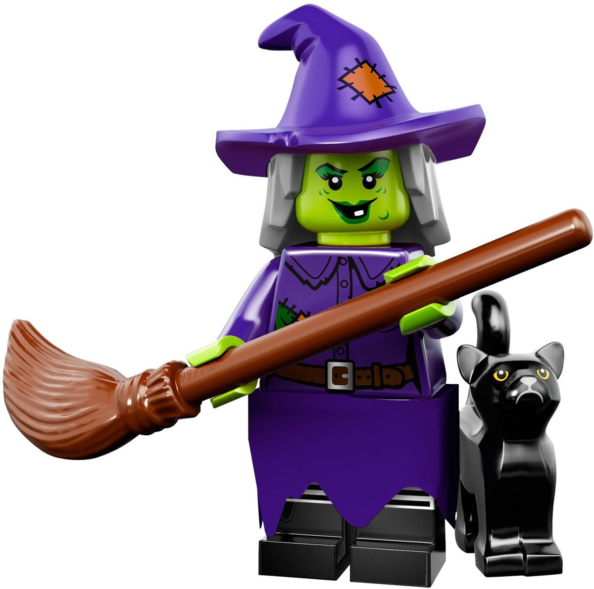 LEGO® Minifigures Series 14 Monsters  - Gekke Heks 4/16 - 71010