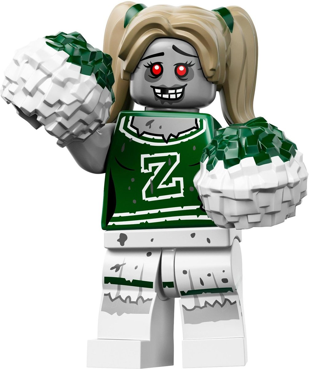 LEGO® Minifigures Series 14 Monsters  - Zombie Cheerleader 8/16 - 71010
