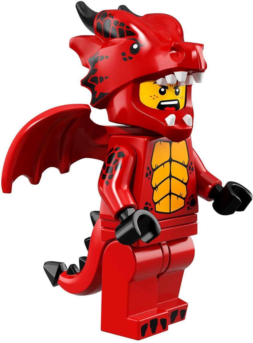LEGO® Minifigures Series 18 - Man in drakenpak 7/17 - 71021
