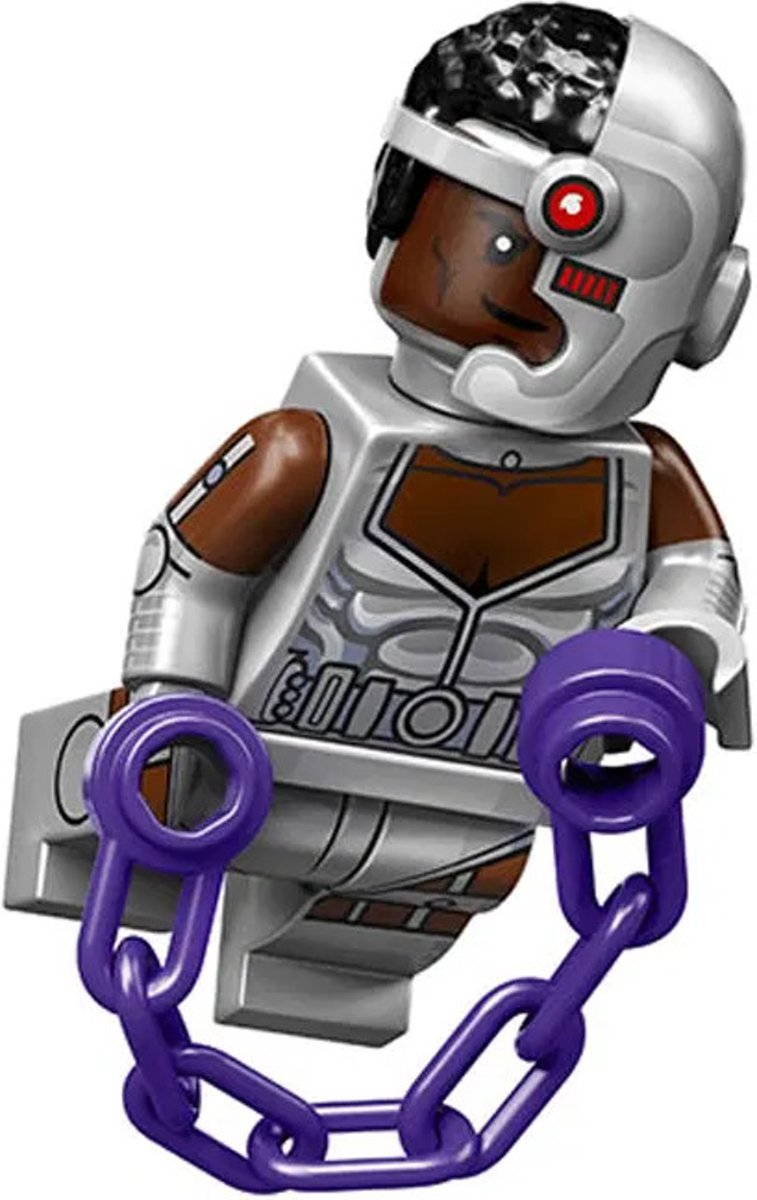 LEGO® Minifigures Series DC Super heroes - Cyborg 9/16 - 71026