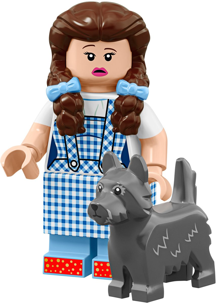 LEGO® Minifigures The lego movie 2 - Dorothy Gale & Toto 16/20 - 71023
