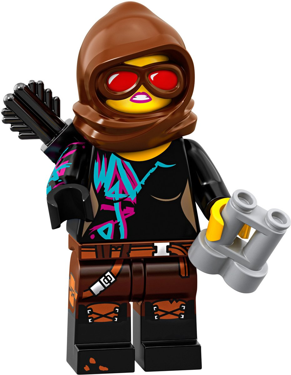 LEGO® Minifigures The lego movie 2 - Gevechtklare Lucy  2/20 - 71023